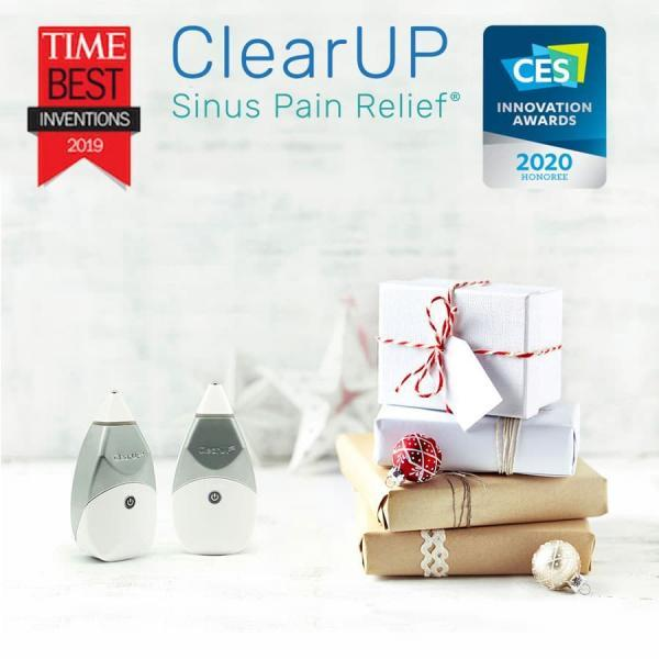 ClearUP® Sinus Pain Relief