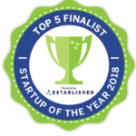 Top 5 Finalist Startup of the Year 2018