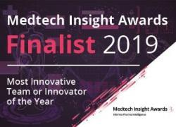 Medtech Insight Awards Finalist 2019