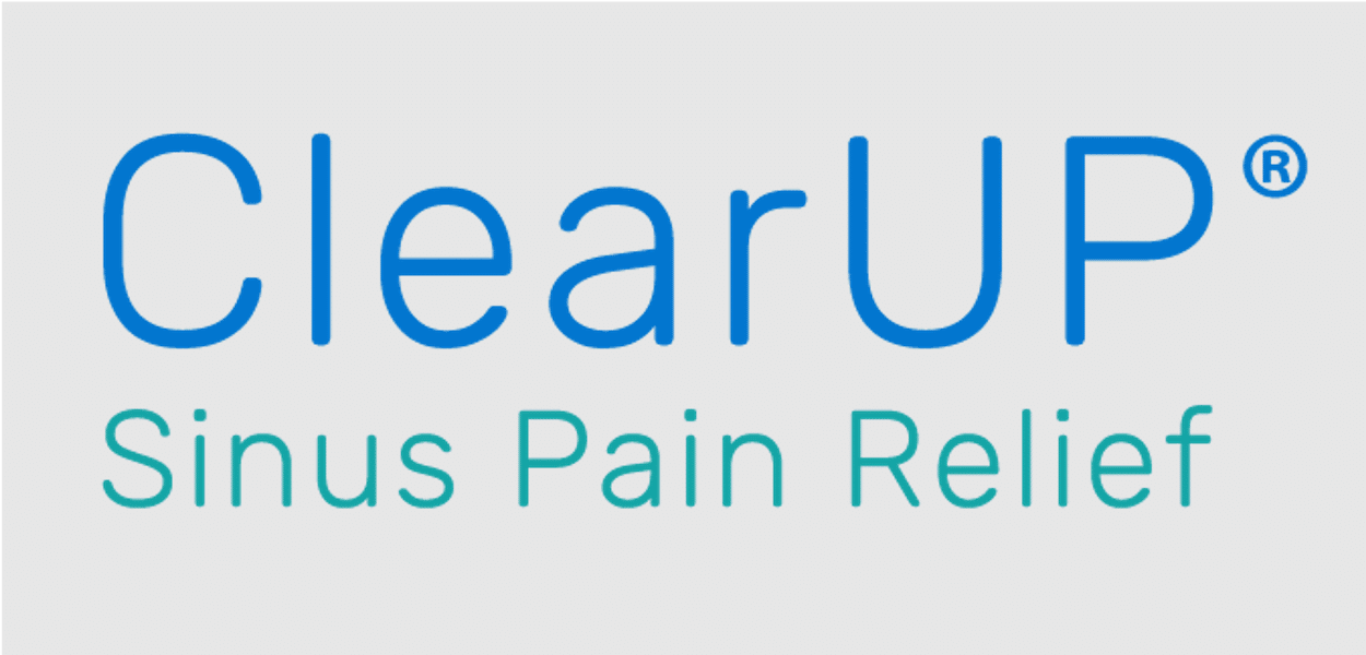 CleaUP™ Logo - Use this version of the logo on white and light colored backgrounds.
